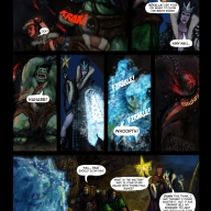 Fantasy Christmas Comic p4