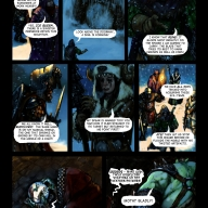 Fantasy Christmas Comic p2