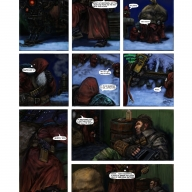 Post Apocalypse Christmas Comic p3