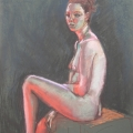 Life Drawing in Pastels 2014