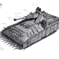 Dregs Battle Tank