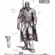 Colony 87 - Bounty Hunter 01 (human)