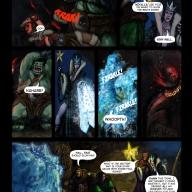Fantasy Christmas Comic p4