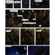 Post Apocalypse Christmas Comic p4