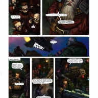 Post Apocalypse Christmas Comic p5