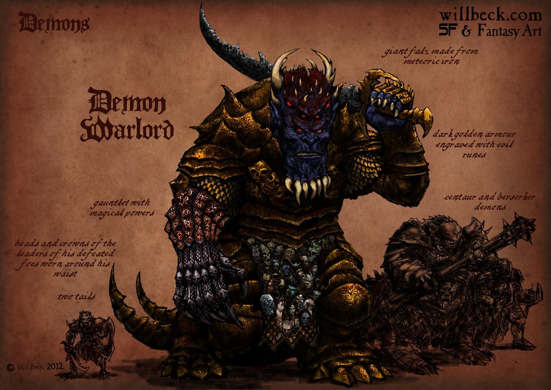Demon Warlord