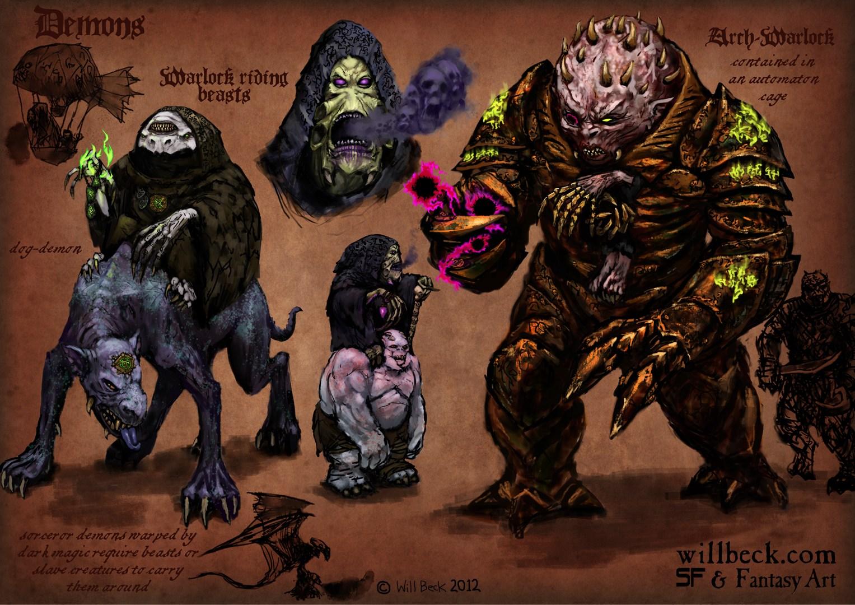 Demons-arch-warlock