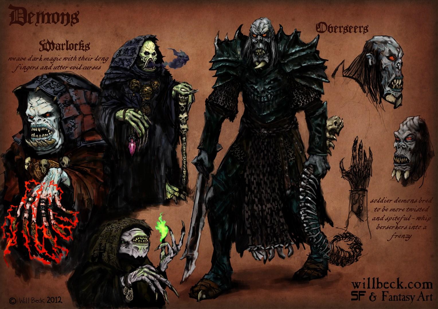 Demons-warlocks-overseers