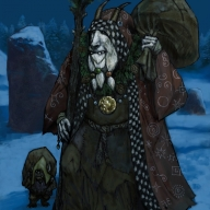 Father Christmas of the Beasts