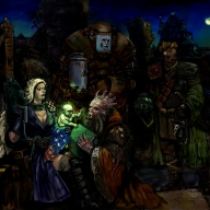 The Adoration Of The Mutant Magi
