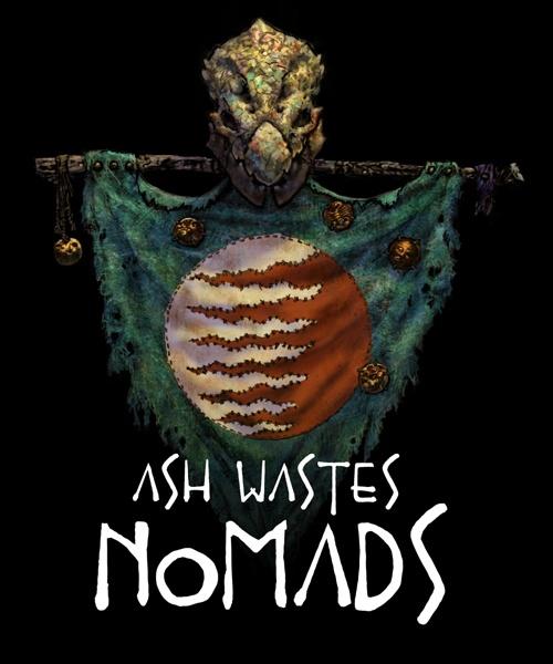 Ash Wastes Nomads badge