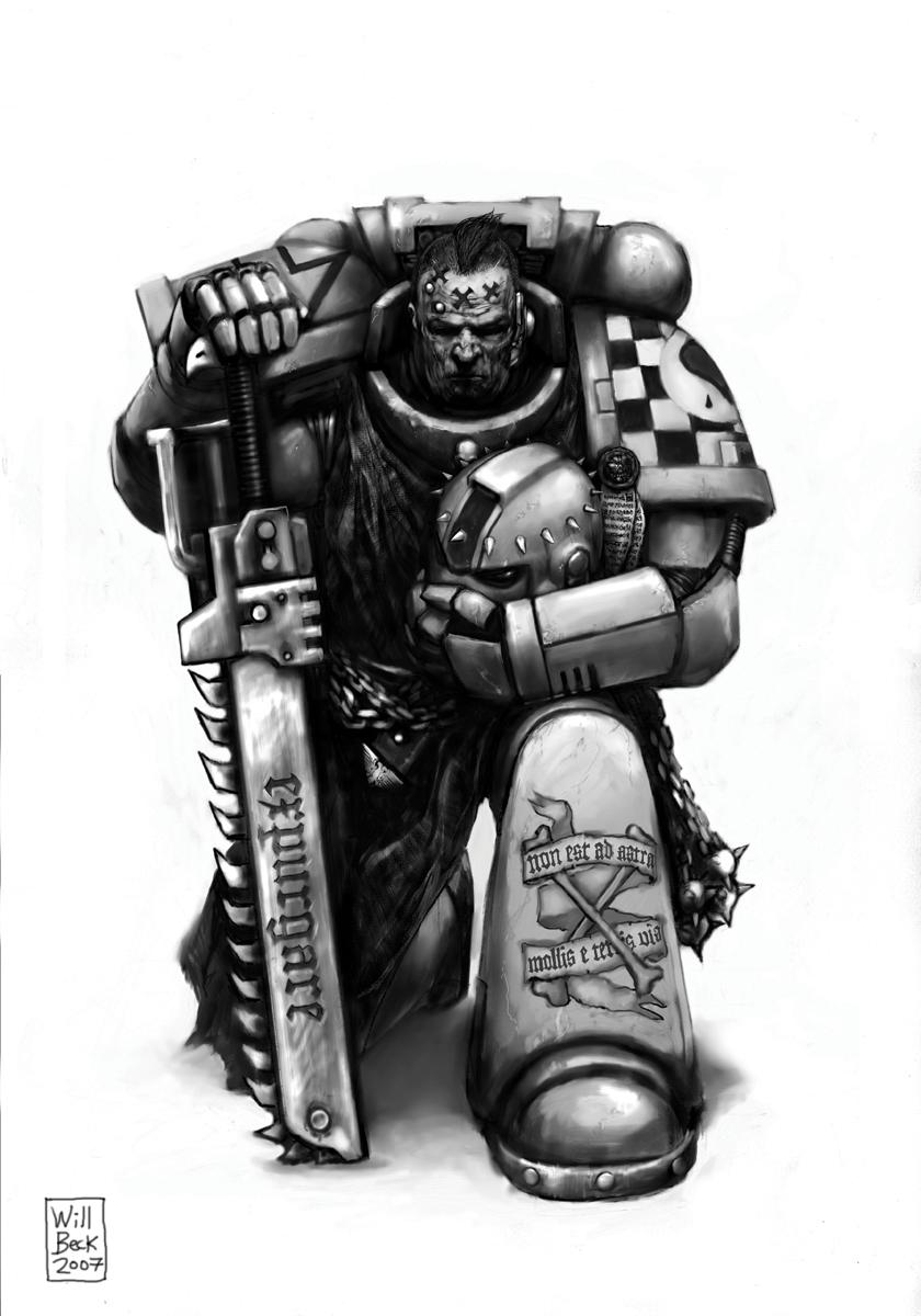 Lamenters Sergeant