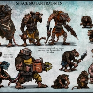 Space Ratmen
