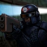 Necromunda Enforcer