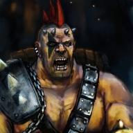 Necromunda Goliath