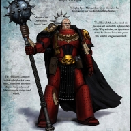 Silas Alberec Exorcists 3rd Company Captain