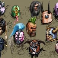 Warriors of Slaanesh