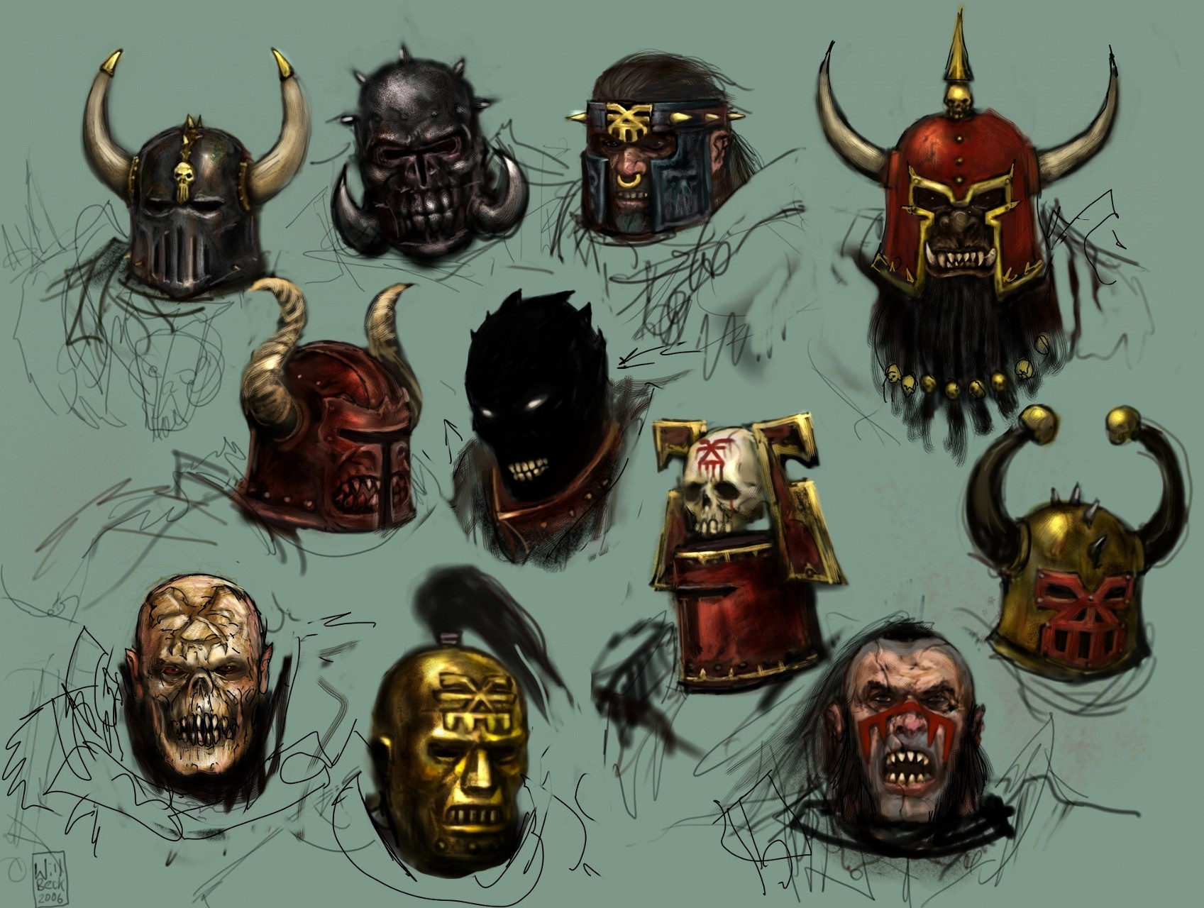 Warriors of Khorne
