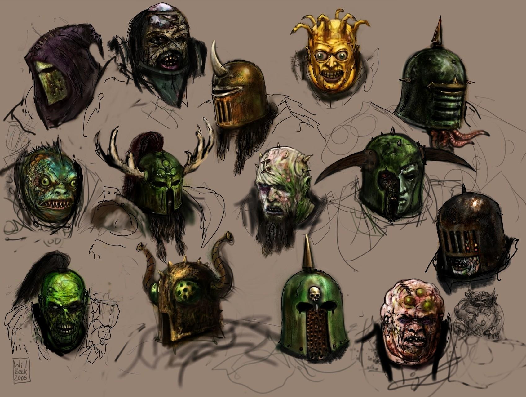 Warriors of Nurgle