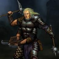 Half-celestial gladiator - planar adventurer