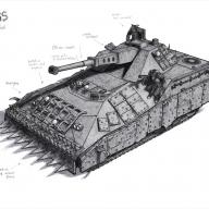 Dregs Battle Tank
