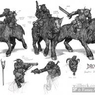 Dregs Beastkin Dragoons