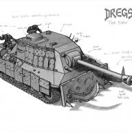 Dregs Tank Hunter