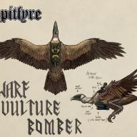 Panzerfäuste Spitfyre Dwarf Vulture Bomber