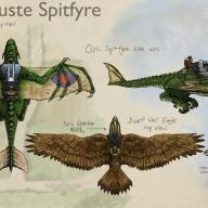Panzerfäuste Spitfyre - Orc Spitfyre and Dwarf War EaglePanzerfäuste Spitfyre - Orc Spitfyre and Dwarf War Eagle