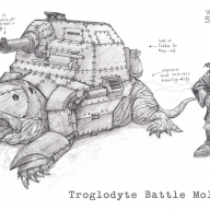 Troglodyte Battle Mole